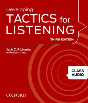 Tactics for Listening Developing | Class Audio