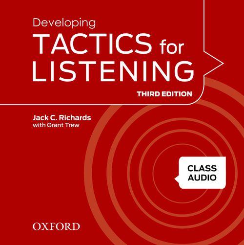Tactics for Listening Developing   Class Audio