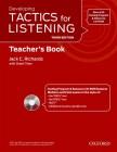 Tactics for Listening Developing   Teacher's Resource Pack