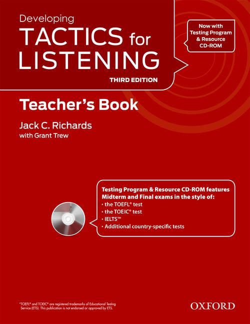 Tactics for Listening Developing | Teacher's Resource Pack