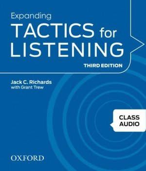 Tactics for Listening Expanding | Class Audio