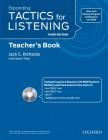 Tactics for Listening Expanding | Teacher's Resource Pack