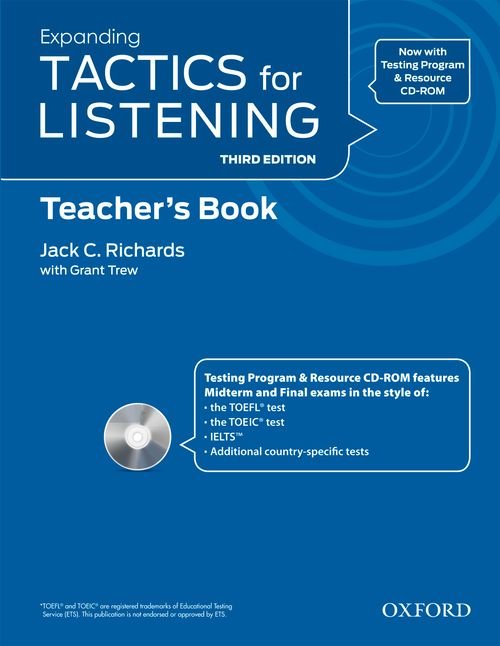 Tactics for Listening Expanding | Teacher's Resource Pack