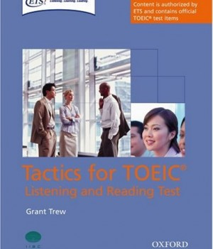 Tactics for TOEIC  Listening and Reading Test | Practice Test 1