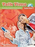 Talk Time: Level 1 | Student Book with CD