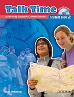 Talk Time: Level 2  | Student Book with CD