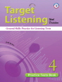 Target Listening Practice Tests 4 | Student Book with MP3 CD