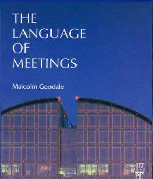 The Language of Meetings | Text (128 pp)