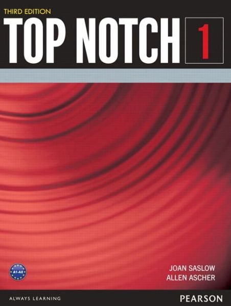 Top Notch (3E) 1  | Class CD
