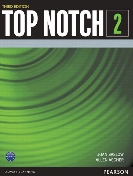 Top Notch (3E) 2  | Student Book Split A (Student Book+MyLab Access)