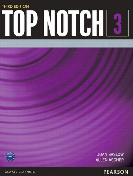 Top Notch (3E) 3  | Student Book/Workbook Split A (Student Book+Workbook)