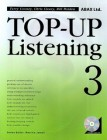 Top-Up Listening 3 Second Edition   Text/Audio CD