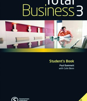 Total Business  | Student Book with Audio CD