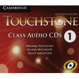 Touchstone 1 2nd Edition | Class Audio CDs (4)
