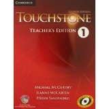 Touchstone 1 2nd Edition | Teacher's Edition with Assessment Audio CD/CD-ROM