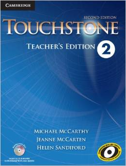 Touchstone 2 2nd Edition | Teacher's Edition with Assessment Audio CD/CD-ROM