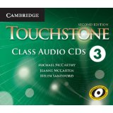 Touchstone 3 2nd Edition | Class Audio CDs (4)