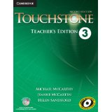 Touchstone 3 2nd Edition | Teacher's Edition with Assessment Audio CD/CD-ROM