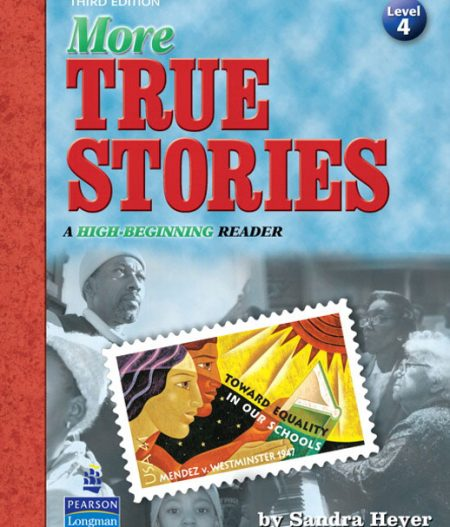 More True Stories 3/e | Student Book with CD