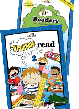 Think Read Write 2 + Reader (2 Book Set) | Student Book with CD+ reader