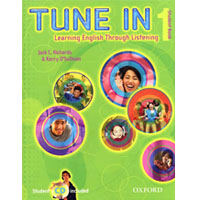 Tune In: Level 1  | Class Audio CD (3)