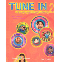 Tune In: Level 2 | Student Book with CD