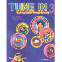 Tune In: Level 3 | Student Book with CD