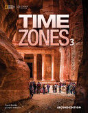 Time Zones 2nd Edition 3 | Classroom Audio CD and DVD