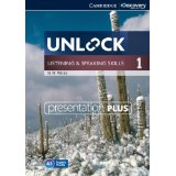 Unlock 1 Listening and Speaking | Presentation Plus DVD-ROM