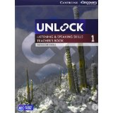 Unlock 1 Listening and Speaking | Teacher's Book with DVD