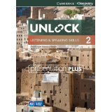Unlock 2 Listening and Speaking | Presentation Plus DVD-ROM