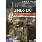 Unlock 2 Listening and Speaking | Teacher's Book with DVD