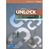 Unlock 2 Reading and Writing | Teacher's Book with DVD