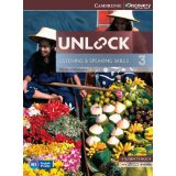 Unlock 3 Listening and Speaking | Student's Book and Online Workbook