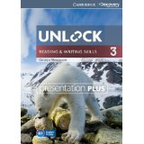 Unlock 3 Reading and Writing | Presentation Plus DVD-ROM