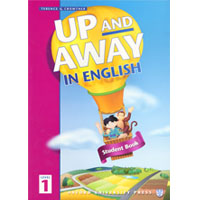 Up and Away in English: Level 1  | Readers Pack with CD