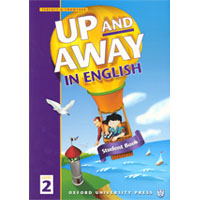 Up and Away in English: Level 2  | Readers Pack with CD