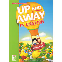 Up and Away in English: Level 3  | Readers Pack with CD