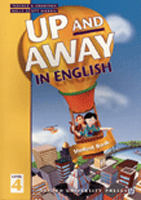 Up and Away in English: Level 4 | Homework Book with CD