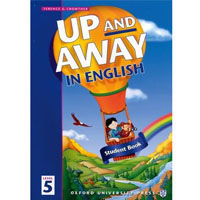 Up and Away in English: Level 5 | Readers Pack with CD