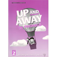 Up and Away in Phonics: Level 2 | Phonics Book with Full Audio CD