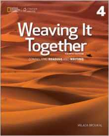 Weaving It Together 4/e 4 | Audio CD (1)