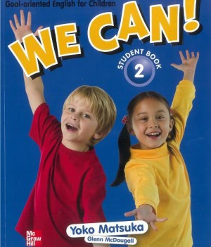 We Can! 2 | Flash Cards