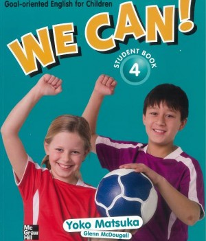 We Can! 4 | Workbook with CD