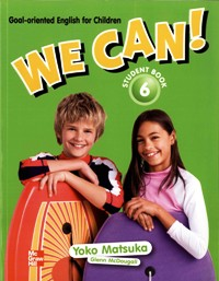 We Can! 6 | Flash Cards