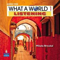 What A World Listening 1 | Class CD