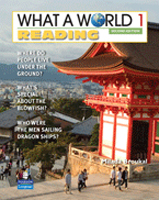 What A World Reading 1 | Student Book 1