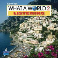 What A World Listening 2 | Class CD