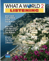 What A World Listening 2 | Student Book