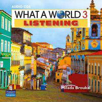 What A World Listening 3 | Class CD